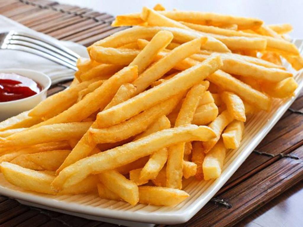 Как сделать картофель фри
