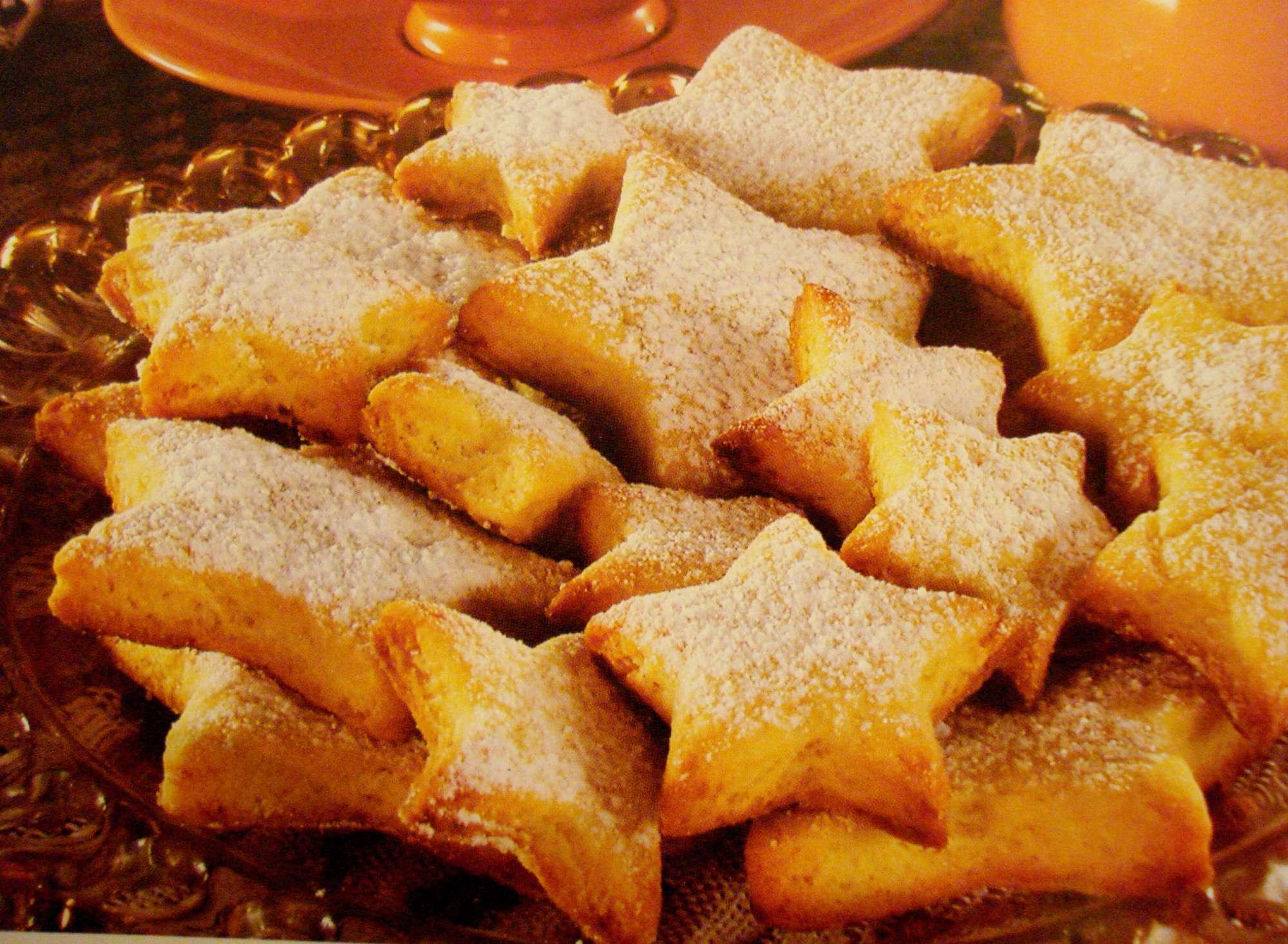 Песочное печенье на маргарине рецепт с фото пошагово