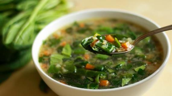 1 суп из говядины очень питательный, но при этом не жирный