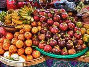 Цены на еду на Бали в 2017 году