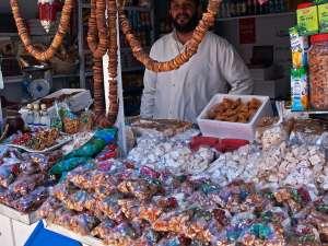 Цены в Тунисе на еду 2017