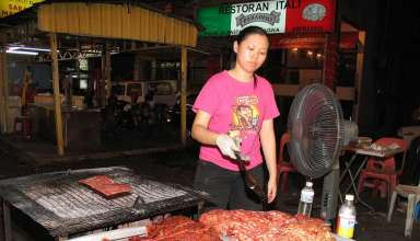 Цены на еду в Малайзии 2017