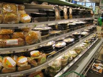 Цены в Стокгольме на еду в 2017 году