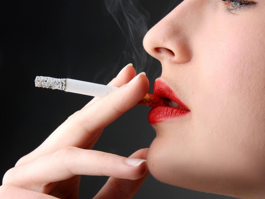women smoking cigarettes fetish № 48931