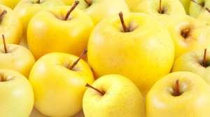 juicy apples background