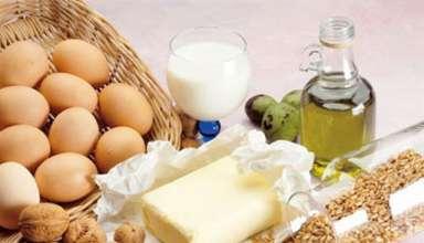 В каких продуктах содержится витамин E