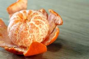 Сколько калорий в мандарине