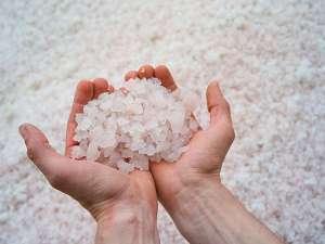 Сыроедение и соль