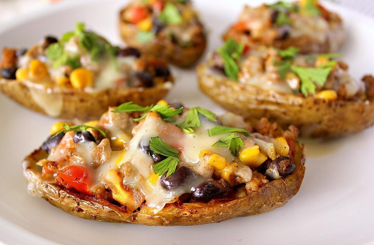 Блюда с запеченной картошкой в духовке