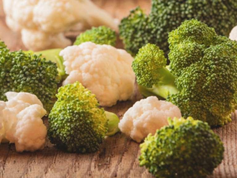 Брокколи И Цветная Капуста Для Похудения Рецепт. Блюда из брокколи для похудения: рецепты, меню на 10 дней с фото