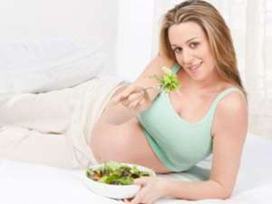 Диета для беременных, во время беременности
