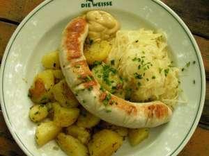 Цены в Австрии в Вене на еду 2017