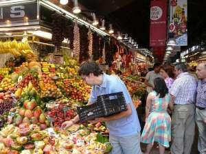 Цены на еду в Барселоне в 2017 году
