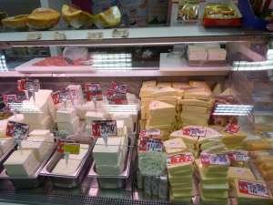 Цены в Болгарии на еду 2017