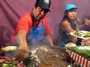 Цены в Мексике на еду в 2017 году