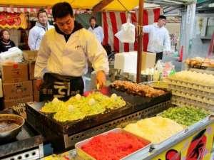 Цены на еду в Японии 2017
