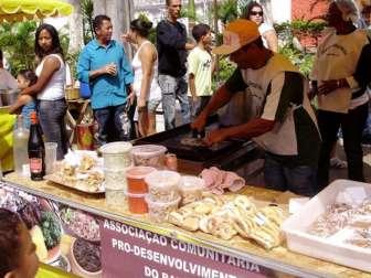 Цены на еду в Бразилии в 2017 году в Рио-де-Жанейро