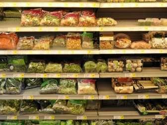 Цены на еду в Брюсселе 2017