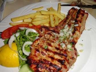 Цены на Кипре на еду 2017