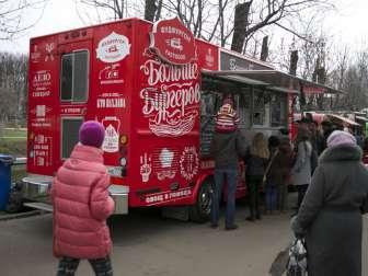 Цены в Москве на еду 2017