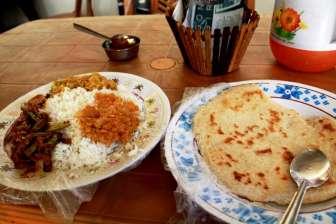 Цены на еду на Шри-Ланке 2017