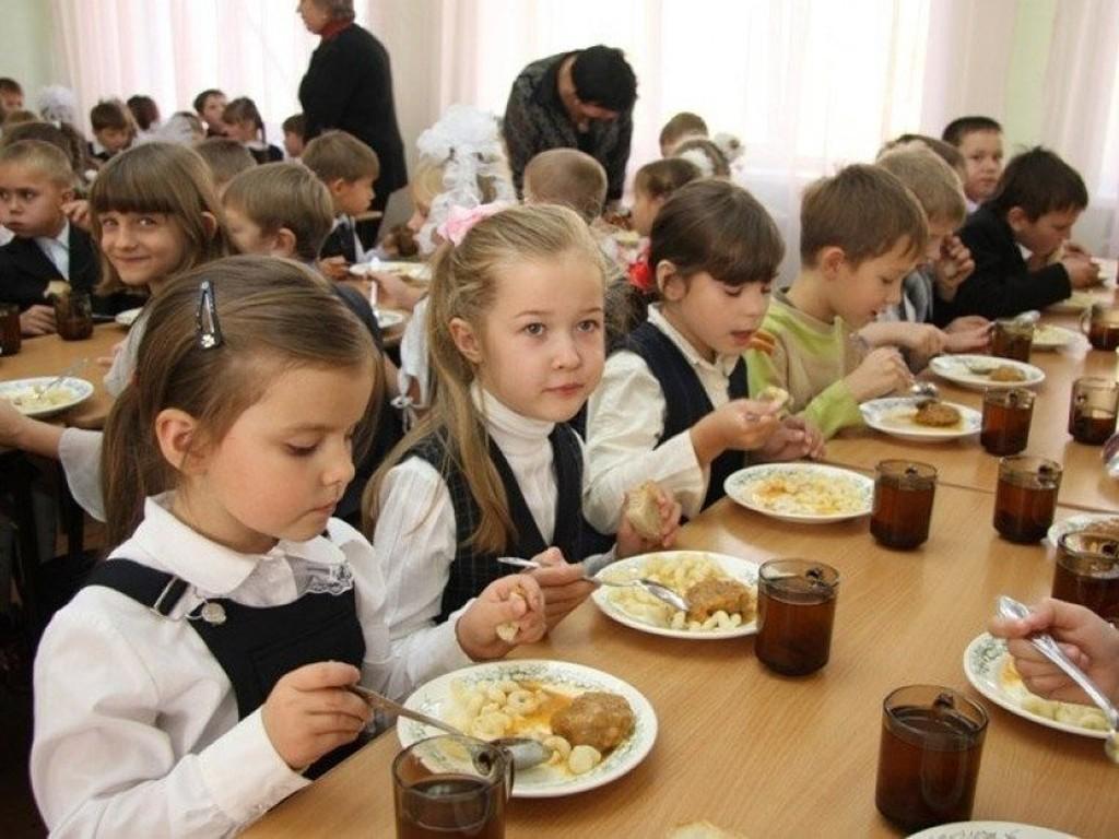 Кому положено бесплатное питание в школе в 2018 году