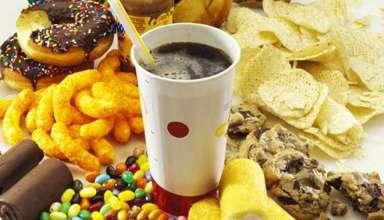 Рейтинг самых вредных продуктов питания 2017