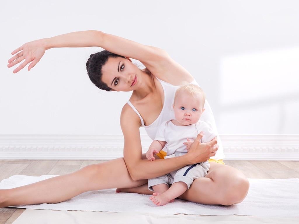 Диета после родов, как похудеть после родов