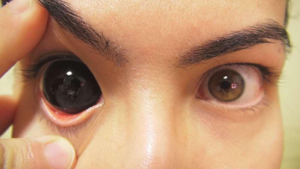Наносят ли вред линзы для глаз?