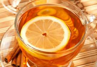 Вред и польза черного и зеленого чая с лимономВред и польза черного и зеленого чая с лимоном