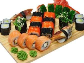 Польза и вред роллов и суши