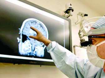 Эпендимома головного мозга