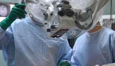 Лечение опухоли головного мозга в Бурденко