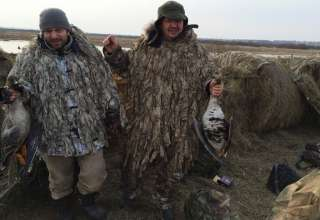 Охота на гуся в Тамбове и Тамбовской области 2018