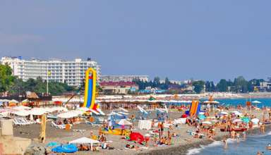 Рейтинг курортов России
