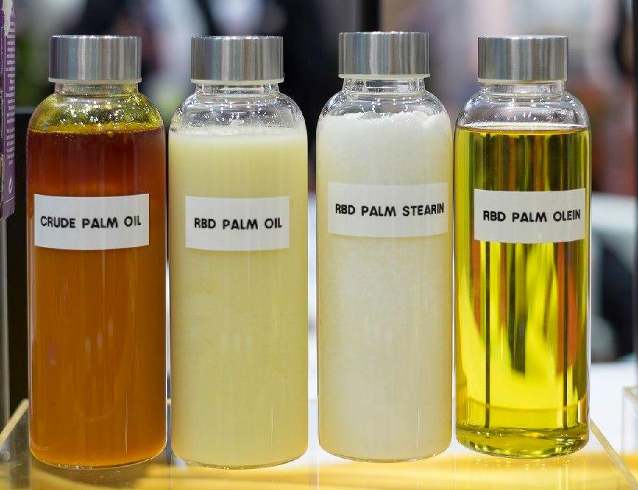Вред и польза пальмового масла типы
